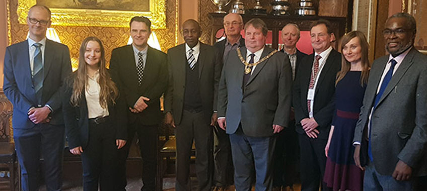 Bath City, Malawi to forge closer links